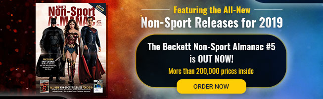 Non Sport Update Magazine